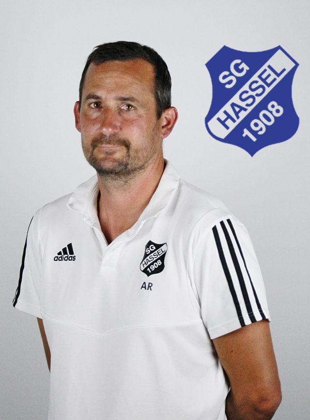 Co-Trainer André Rörsch